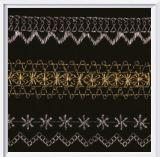 Improved stitch patterns