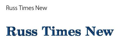 Russ Times New