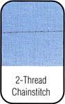 2 Thread Chain Stitch