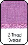 2 Thread Overcast Stitch