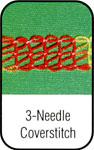 3 Needle Cover Stitch