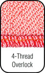 4 Thread Overlock