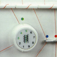 1-Rotation Thread Tension Dials