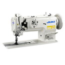 Photo of Juki LU-1508NS Single Needle  Lockstitch Machine w/ Table & Servo Motor from Heirloom Sewing Supply
