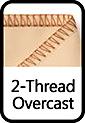 2-Thread Overcast