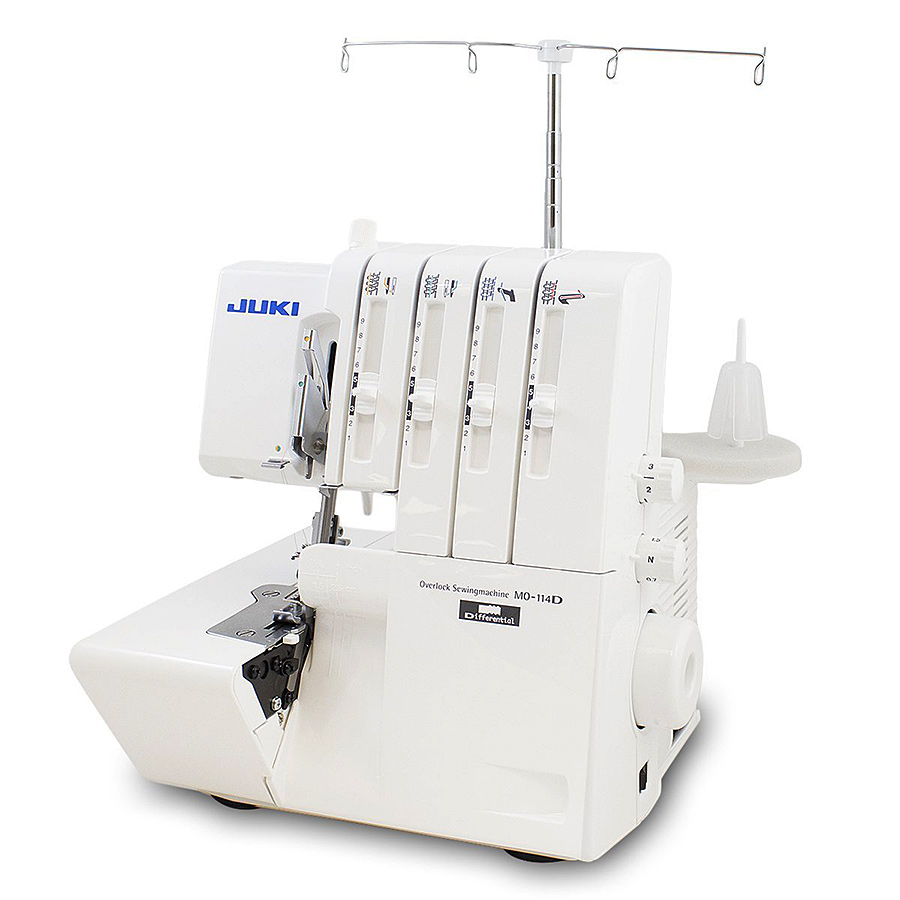 Juki MO-114D 2/3/4 Thread Overlock Serger