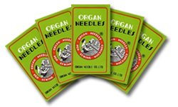 BONUS ITEM! 50 Overlock Needles