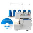 Photo of Juki MO-735 2-Needle 2/3/4/5 Thread Serger Overlock Machine from Heirloom Sewing Supply