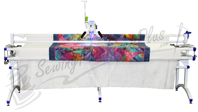 Deluxe Quilting Frame Features