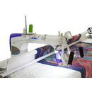 "Juki TL-2200QVP Quilt Virtuoso Pro 18"" x 10"" Long Arm Quilting Machine w/ rtuoso Pro 18"" x 10"" Long Arm Quilting Machine w/ 10ft  Frame"
