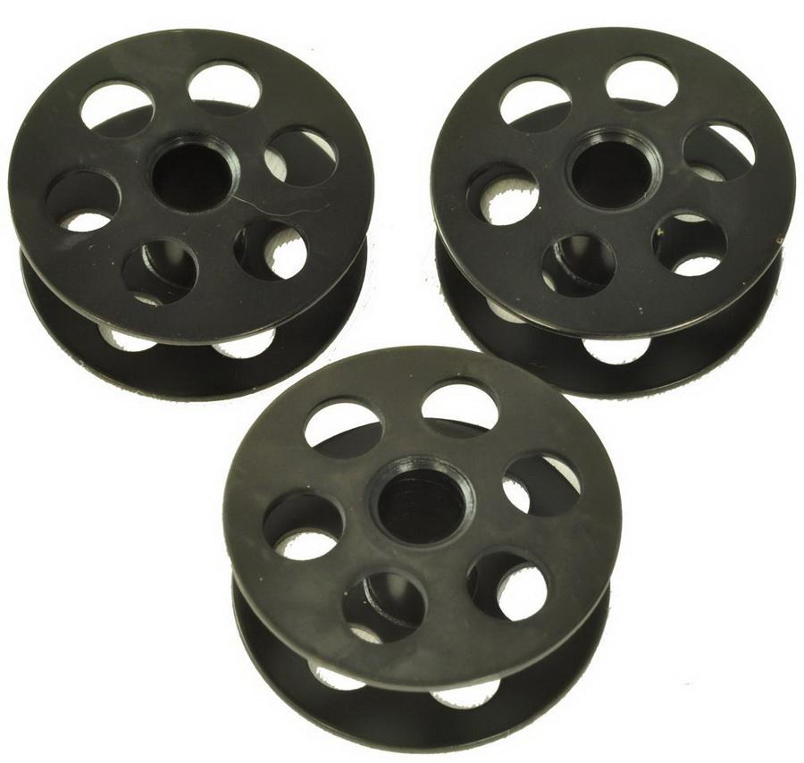 50 pk Metal L Bobbins - SA159 55623S H12413002 - -