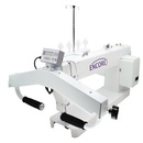 Photo of Encore 18x8 Inch Long Arm Quilting Machine w/ Stitch Regulation from Heirloom Sewing Supply