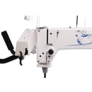 NEW King Quilter II ELITE Long Arm Quilting Machine with Quilting Frame and Bonuses