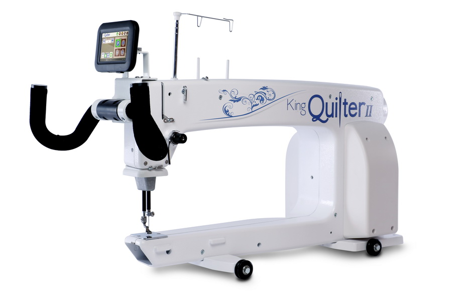 NEW King Quilter II Long Arm Quilting Machine with Quilting Frame