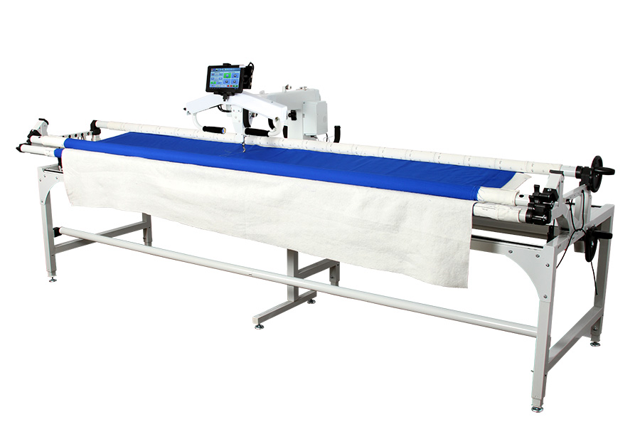 King Quilter Special Edition 18x8 Long Arm Quilting Machine : long arm quilting frames - Adamdwight.com