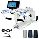 King Quilter Special Edition 18x8 Long Arm Quilting Machine with FREE Bonus