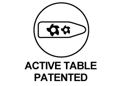 Active Table Patented