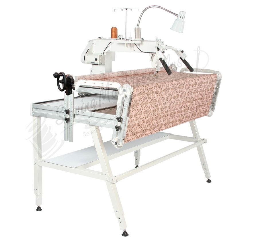 Grace Company Longarm Quilting Machines and Frames - oukas.info