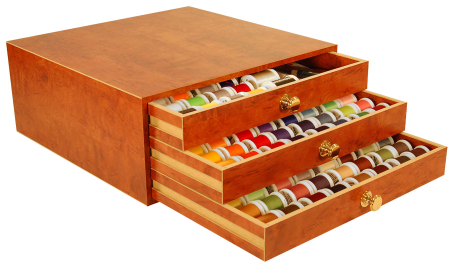 Special Madeira Aerofil Thread Treasure Chest 194 Spools