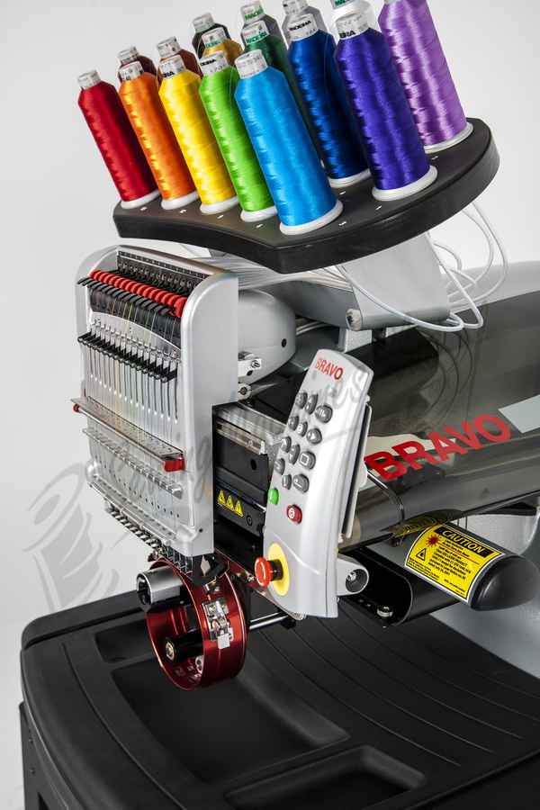 Melco Amaya Bravo | 16 Needle Embroidery Machine