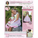 Michelles Designs - Rosie and Me Embroidered Dress Collection (#3749)