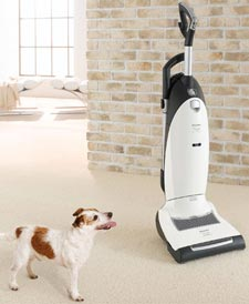 Furry Friends Will Love This Miele Vacuum Cleaner