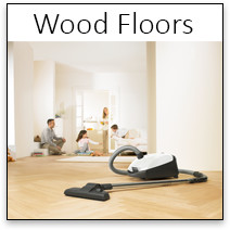 Miele Wood Floor Vacuums