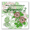 Momo-Dini Embroidery Designs - Flowerets 2 (0400102)