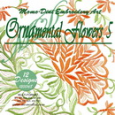 Momo-Dini Embroidery Designs - Ornamental Flowers 5 (1200168)