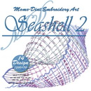 Momo-Dini Embroidery Designs - Seashell 2 (1200170)
