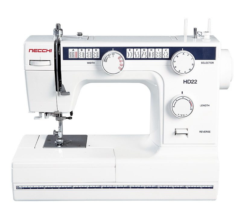 Necchi HD22 Heavy Duty Sewing Machine
