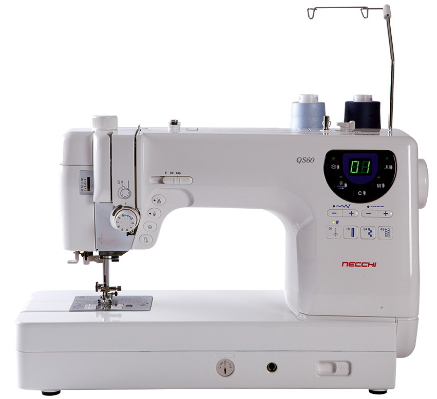 Necchi Qs60 Sewing And Quilting Machine With A Free