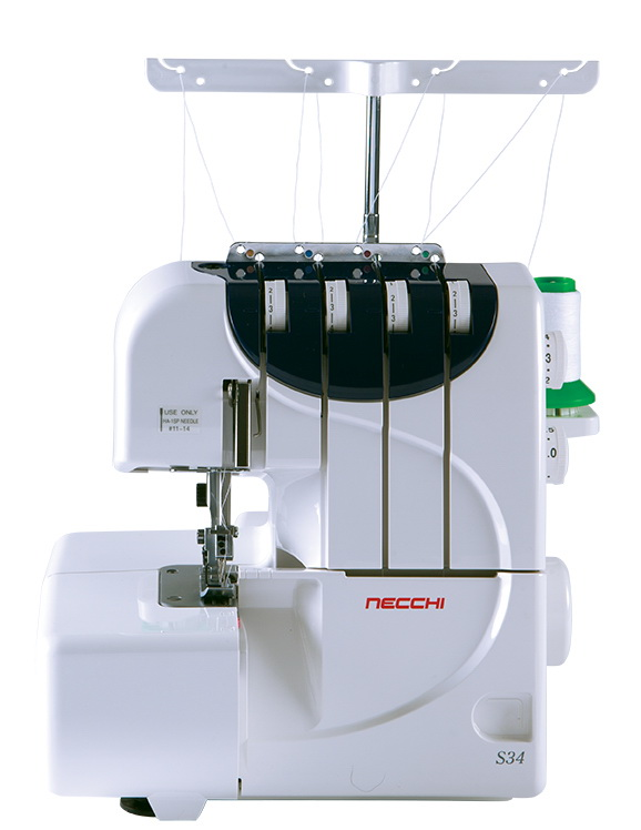Necchi S34 Serger Machine