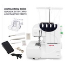 Photo of Necchi S34 Serger Machine With a Free Accessories Bundle from Heirloom Sewing Supply