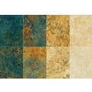 Stonehenge Gradations Brights Oxidized Copper - 10 inch Squares 42 Pieces
