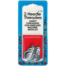 Collins Needle Threaders - 3-pack C64