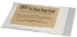 Ultimate Quilt Pounce Stencil Transfer Pad With Iron Off