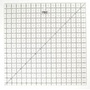 OLFA 16 1/2 inch x 16 1/2 inch Frosted Square Ruler (OQR16S)