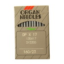 Organ Industrial Needles DBx17, 135X17 #23 10pk.