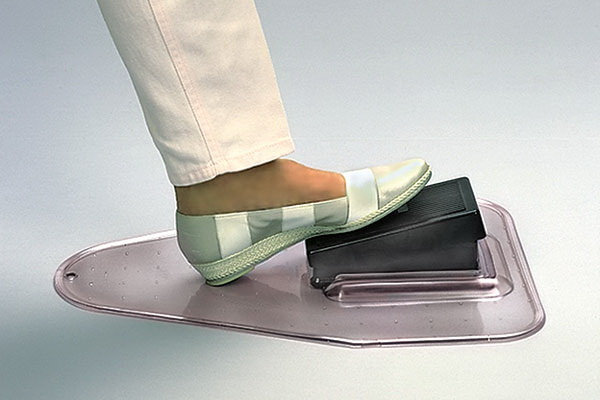 Pedal Stay Foot Control Holder Inspiration Pedal Stay Sewing Machine Pedal Pad