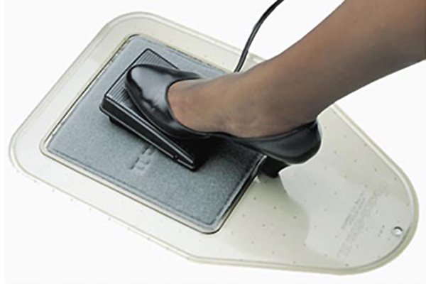 Pedal Stay Foot Control Holder Amazing Pedal Stay Sewing Machine Pedal Pad