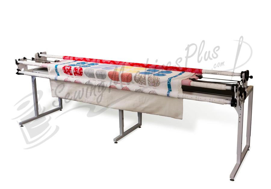 machine quilting frame