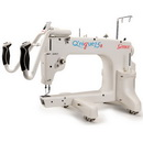 Photo of Qnique Long Arm Quilting Machine from Heirloom Sewing Supply