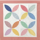 Quilters Paradise CutRite Melon 8 Inch Finished Template