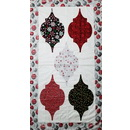 Quilter's Paradise Christmas Ornaments Fabric Kit
