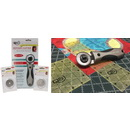 Quilters Select Deluxe Rotary Cutter (45mm)