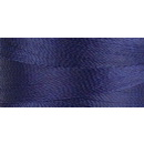 Quilters Select Para-Cotton Polyester Thread 80 Weight 400m Spool - Navy Satin