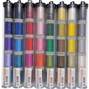 Quilters Select Para-Cotton Polyester Thread 80 Weight Tube Bundle 8