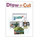 Quilters Select Draw N Cut Embroidery Software