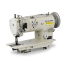 Reliable 4200SW Single Needle Walking Foot Sewing Machine w/ Table, Motor & Light